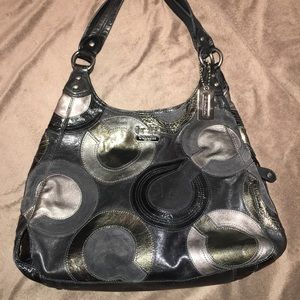 Authentic Coach Handbag RARE